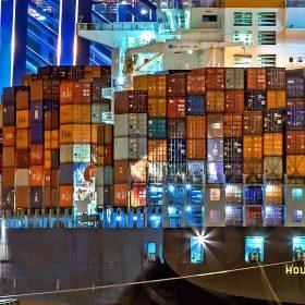 هزینه حمل بار دریایی از چین