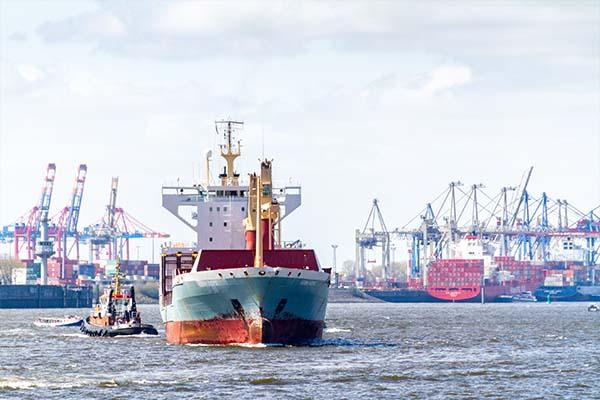 حمل خرده بار از چین به ایران با کشتی