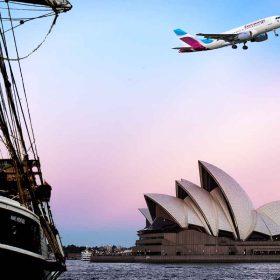 هزینه ارسال بار از ایران به استرالیا