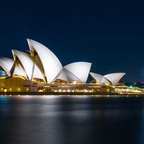 ارسال بار دریایی به استرالیا