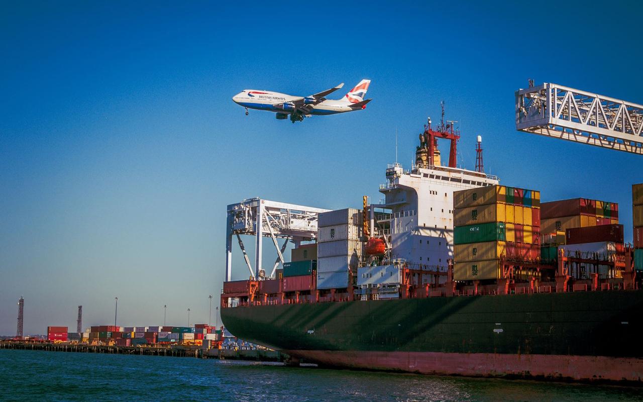 هزینه ارسال بار از هند به ایران با کشتی