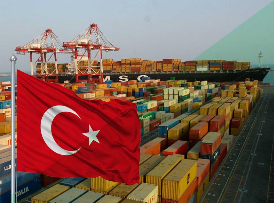 هزینه ترخیص کالا از گمرک ترکیه