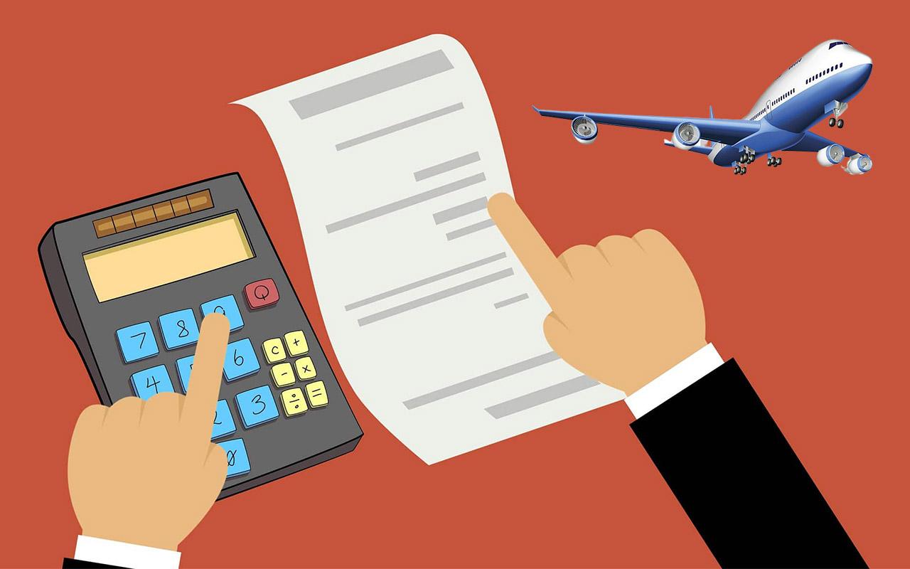 هزینه هواپیمایی باربری چین