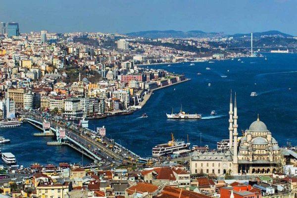 ارسال خردهبار از استانبول به تهران