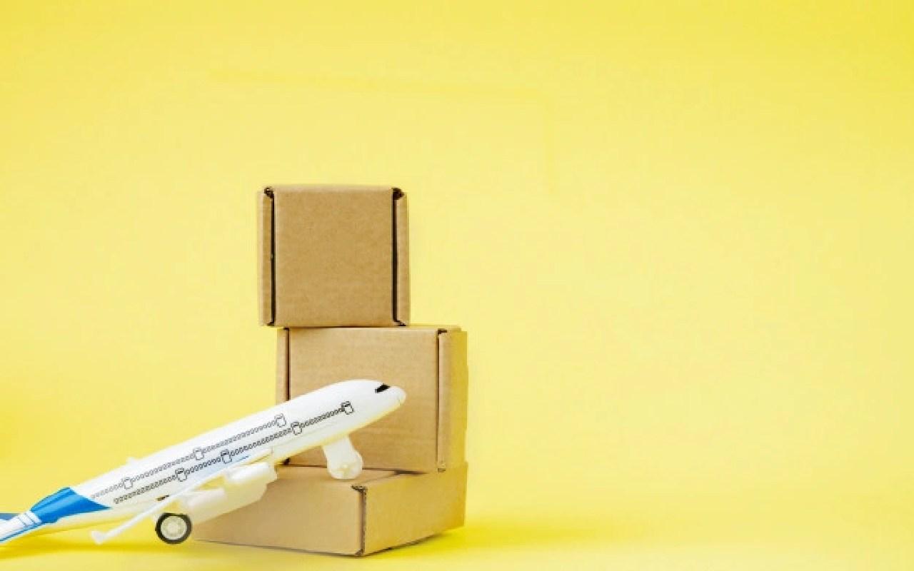 هزینۀ هواپیما و ارسال کالا