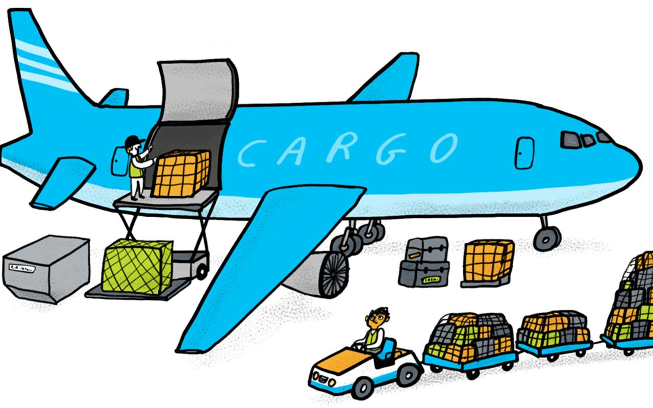 هزینه ارسال کالا به کانادا با هواپیما