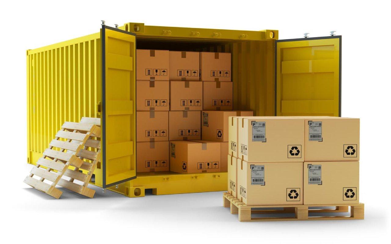 نحوه بسته بندی بار در حمل بار از ایران به کانادا با کشتی