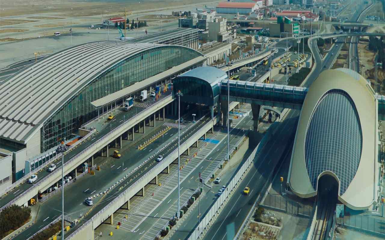 فرودگاه امام مقصد باربری از کانادا به ایران