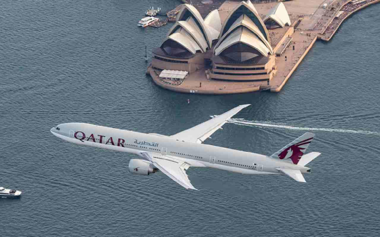 حمل بار استرالیا با هواپیما