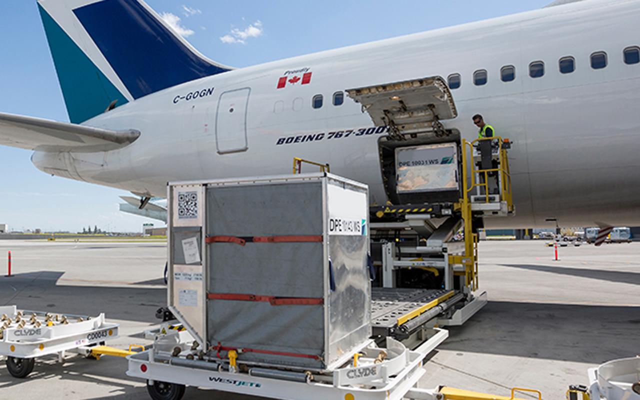 حمل هوایی از تورنتو