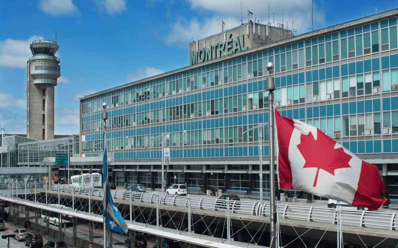 فرودگاههایی که باربری کانادا را انجام میدهند.