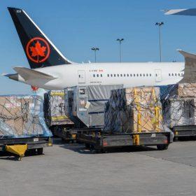 هزینه حمل بار از کانادا به ایران بستگی به نحوهی ارسال دارد