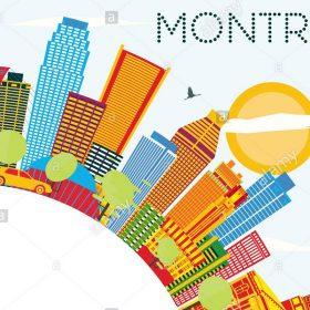 ارسال بار به مونترال