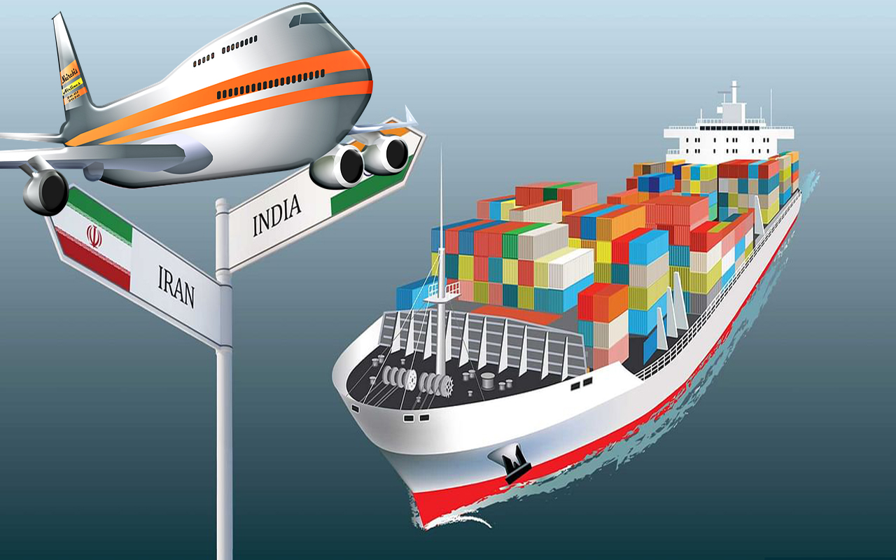 خدمات حمل بار از هند به ایران چگونه انجام میشود