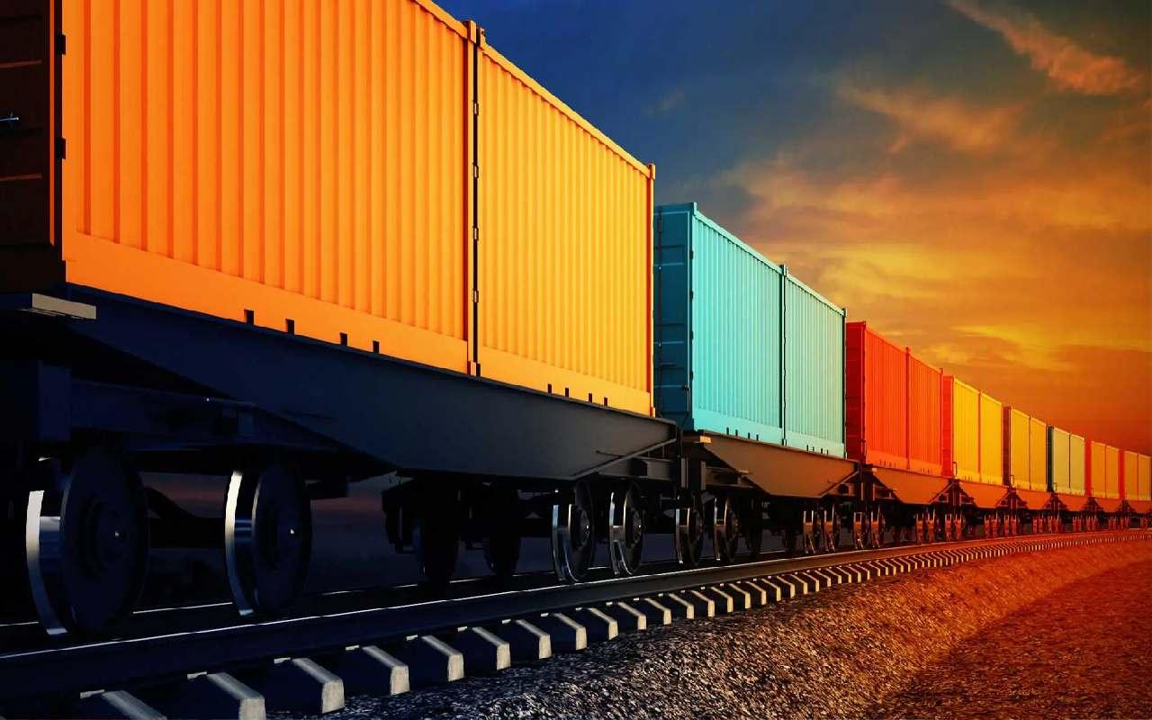 ارسال بار از آنتالیا به تهران با قطار