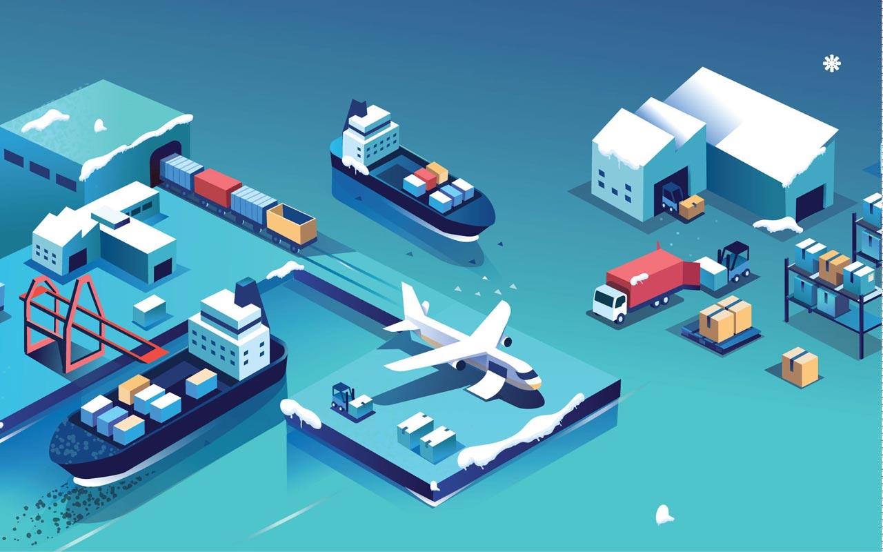 خدمات ارسال بار هوایی به چین