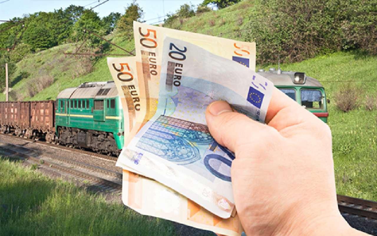 پول و هزینه لازم برای ارسال خودرو با قطار