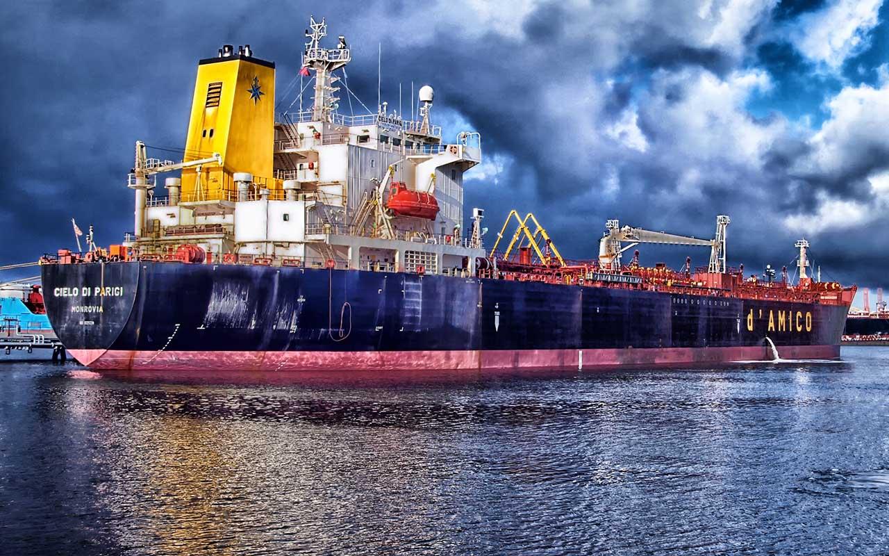 حمل دریایی به هند