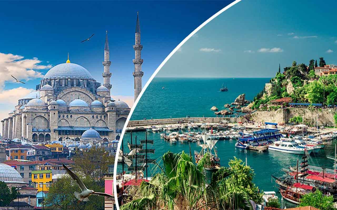 مقایسه دو شهر وان و ترکیه در فریت بار به ترکیه