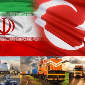 ارسال بار از ترکیه به ایران