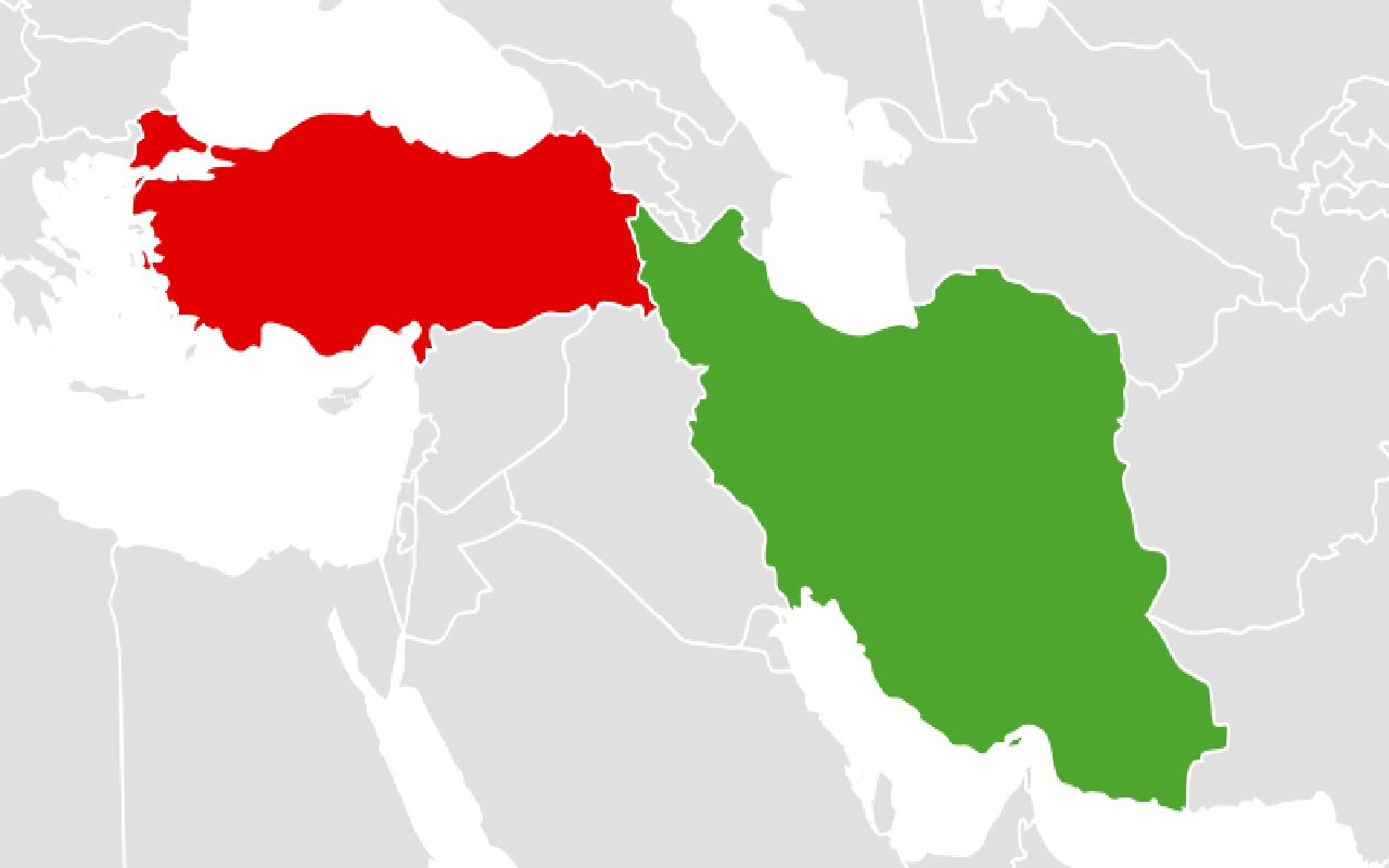حمل ریلی به ترکیه