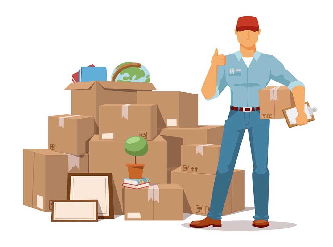 بستهبندی و ارسال خرده بار از استانبول به تهران