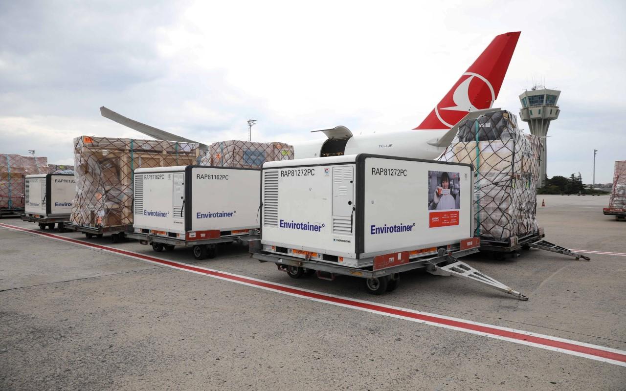 حمل بار از تهران به استانبول