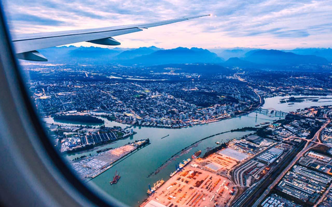 فرودگاه ونکوور