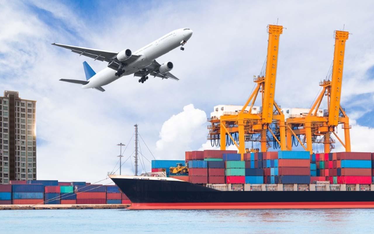 ارسال بار به ونکوور-هوایی و یا دریایی