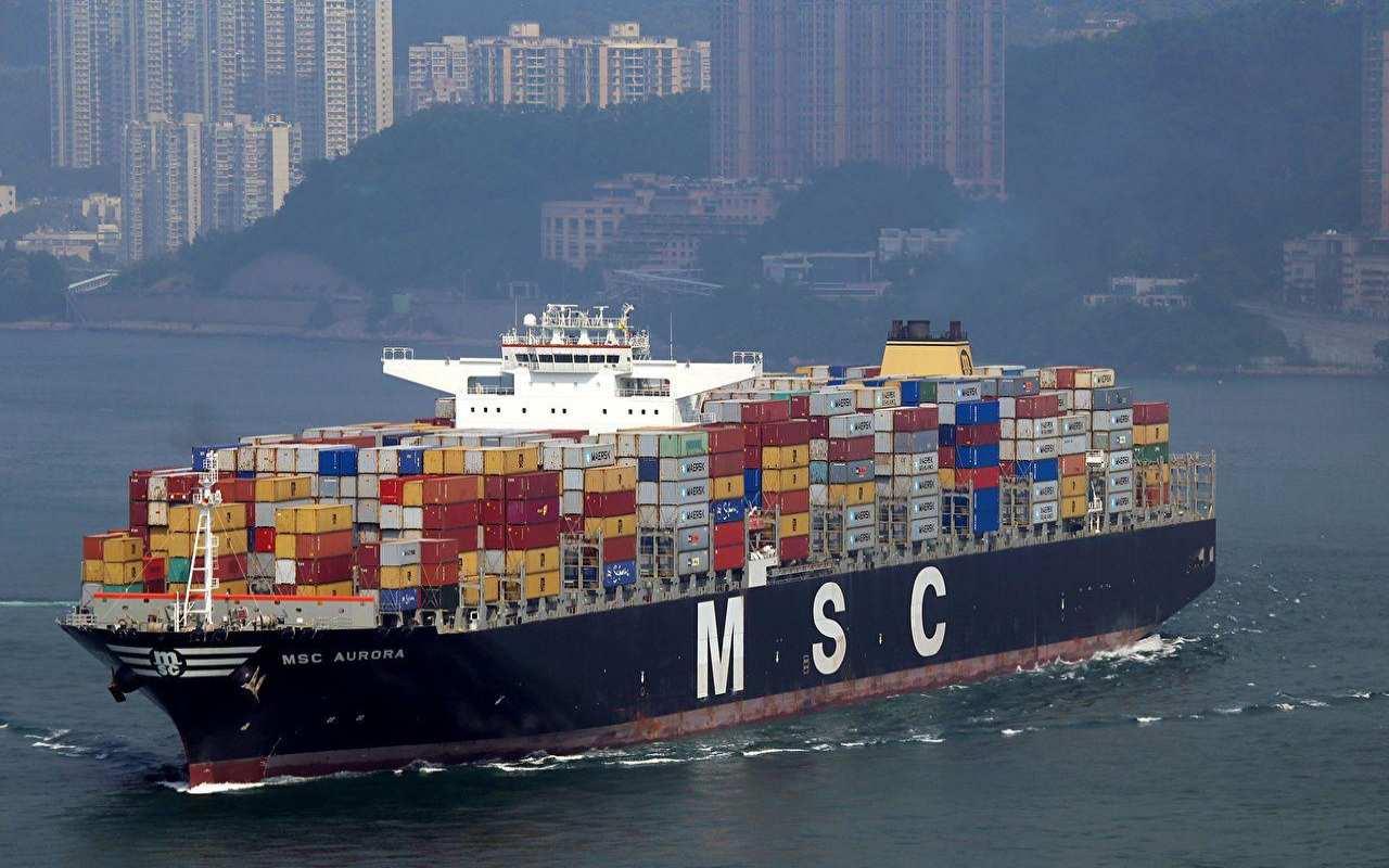 هزینه ارسال کالا از کانادا به ایران به روش دریایی