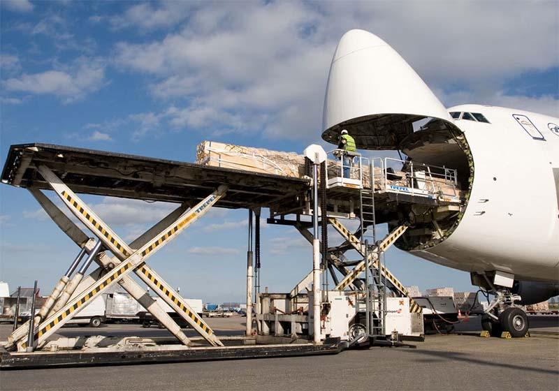 بارگیری-بار-در-ارسال-هوایی