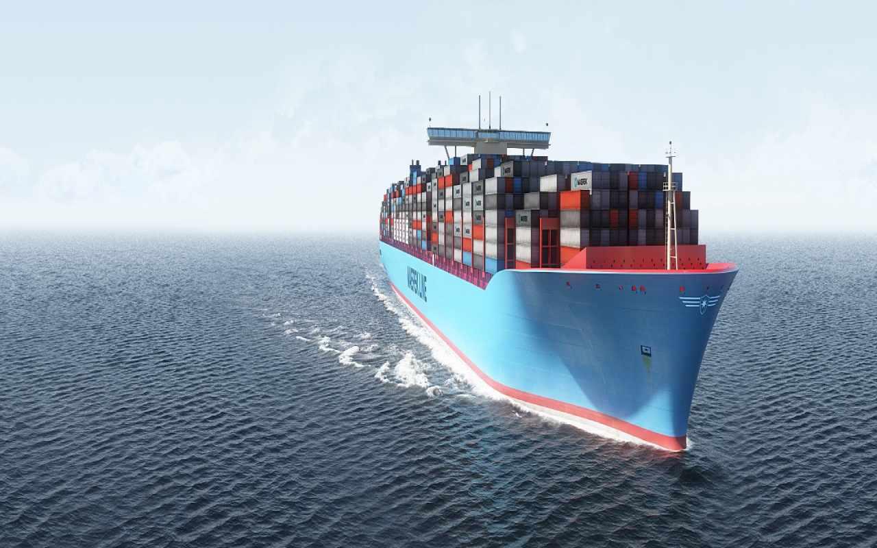 ارسال کالا به کانادا با کشتی امکانپذیر است.