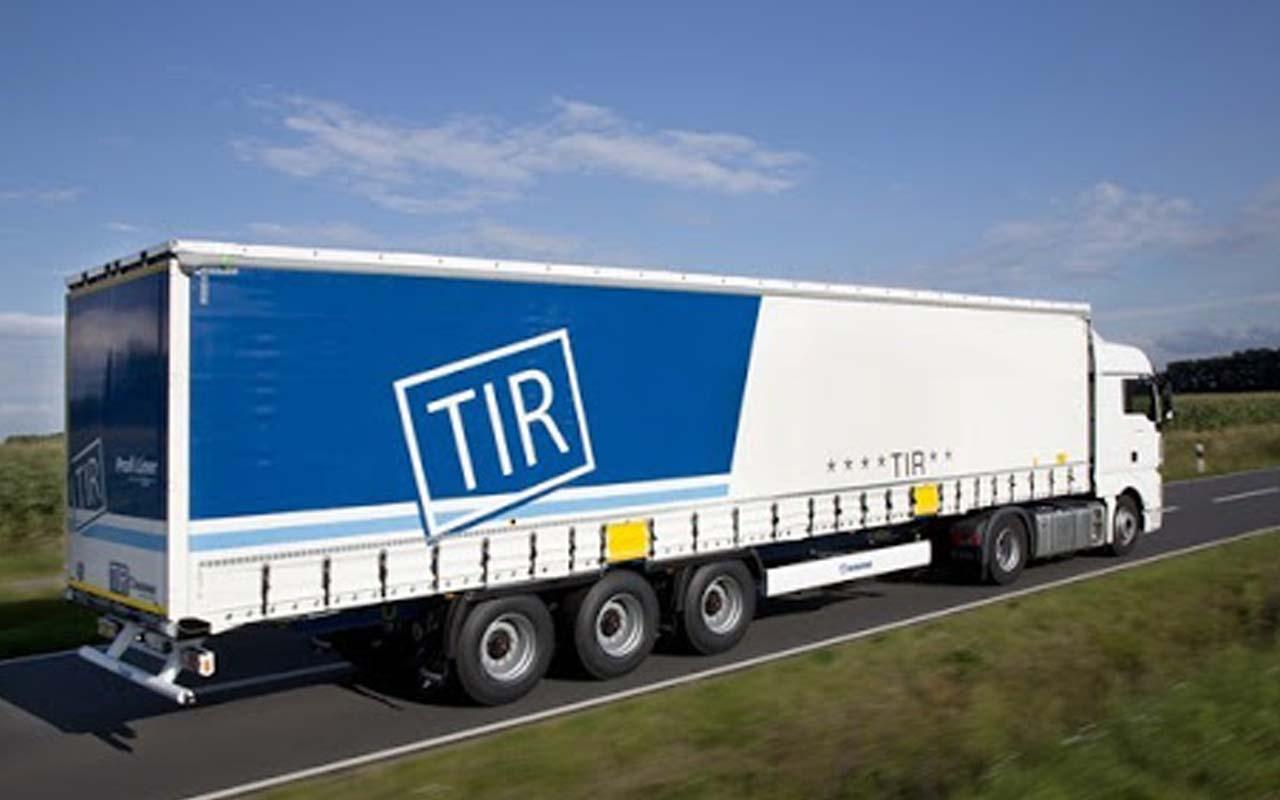 کامیون ارسال بار زمینی به باکو